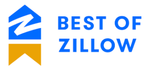 Best Realtor award with Zillow, Hurst Euless Bedford arlington irving Colleyville