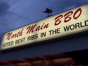north main bbq